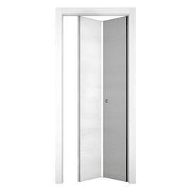 Porta pieghevole Star bianco matrix L 70 x H 210 cm sinistra