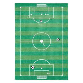 Tappeto Calcio kids verde 115x170 cm