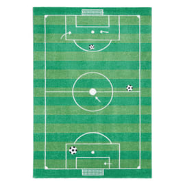 Tappeto Calcio kids verde 60x120 cm
