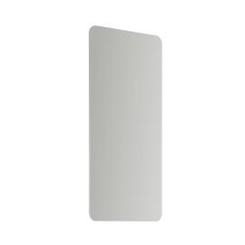 Specchio adesivo bagno rettangolare L 50 x H 100 cm