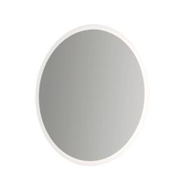 Specchio con illuminazione integrata bagno rotondo L 90 x H 90 cm