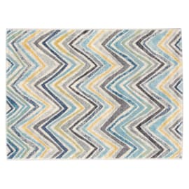 Tappeto Eileen colori assortiti 200x300 cm