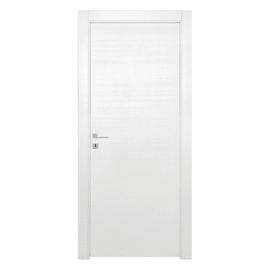 Porta a battente Star bianco matrix L 90 x H 210 cm reversibile
