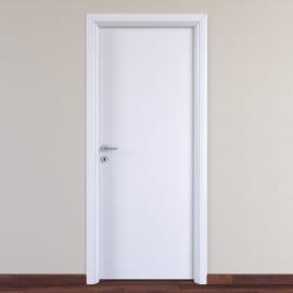 Porta a battente Pearl bianco L 70 x H 210 cm reversibile