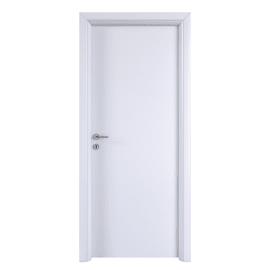 Porta a battente Pearl bianco L 60 x H 210 cm reversibile