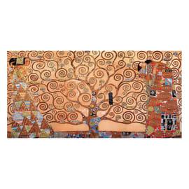Quadro su tela Albero Della Vita 100x50 cm