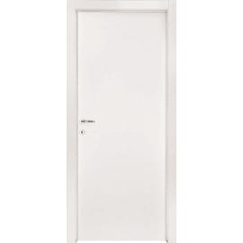 Porta a battente Strauss bianco L 70 x H 200 cm reversibile