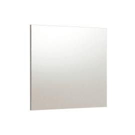 Specchio adesivo bagno rettangolare Giò L 81 x H 70 cm