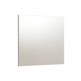 Specchio non luminoso bagno rettangolare Giò L 81 x H 70 cm