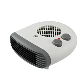 Termoventilatore EQUATION Flex 2 bianco 2000 W