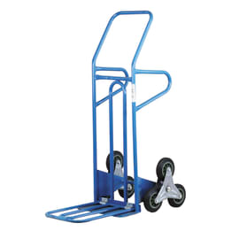 Carrello di trasporto in acciaio portata 250 kg