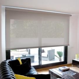 Tenda a rullo INSPIRE Screen grigio perla 105x250 cm