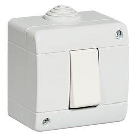 Scatola IP40 2 moduli