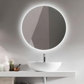 Specchio adesivo bagno