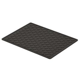Tappeto protettivo per lavello plastica grigio L 30 x H 40 cm