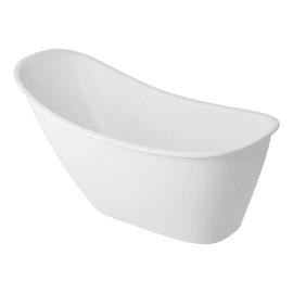 Vasca centro stanza Lea Bianco 160 x 74 cm