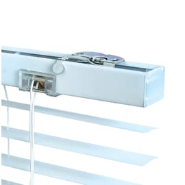Veneziana INSPIRE Los Angeles in alluminio, bianco, 100x175 cm
