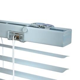 Veneziana INSPIRE Los Angeles in alluminio, argento, 60x175 cm