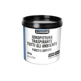 Pittura da interno multisuperficie LUXENS 1 L bianco