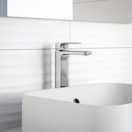 Rubinetto per lavabo Remix cromato SENSEA