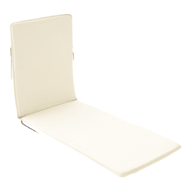 Cuscino per lettino Bigrey ecru 55x3 cm
