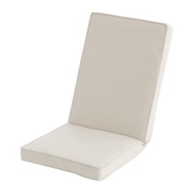 Cuscino monoblocco Bigrey ecru 95x6 cm