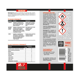 Impermeabilizzante pavimento SARATOGA penetrante 1 L liquido