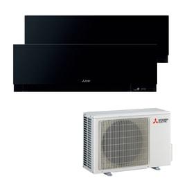 Climatizzatore dualsplit MITSUBISHI MXZ-2F42VF-E1+ 2 MSZ - EF25VGB -E1 14330 BTU classe A+++