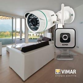 Telecamera da interno internet (ip) ELVOX VIMAR 46239.036