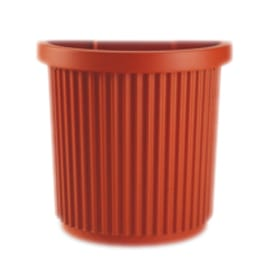 Vaso Egeo in plastica H 48 cm, L 50 x P 26 cm