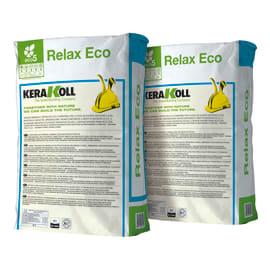 Colla in polvere Relax KERAKOLL 25 kg bianco