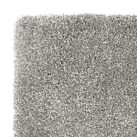 Tappeto Tinta nunita soft touch antracite 160x230 cm