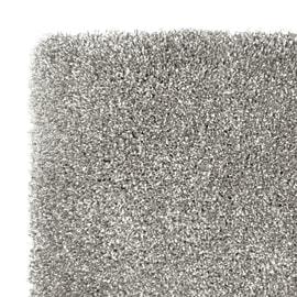 Tappeto Tinta nunita soft touch antracite 120x170 cm