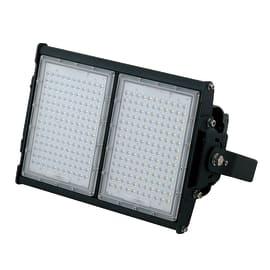 Proiettore LED integrato MASTER-240 in alluminio, nero, 240W 32400LM IP65