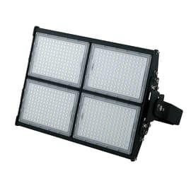 Proiettore LED integrato MASTER-480 in alluminio, nero, 480W 64800LM IP65