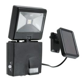 Proiettore solare COSMO/S-FV LED auto-alimentato nero 80LM IP44