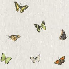 Carta da parati Farfalle multicolor