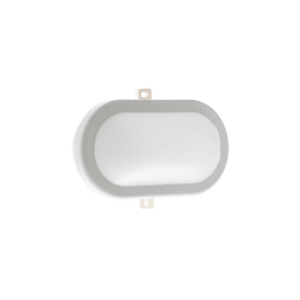 Plafoniera EXTRA-BCO LED integrato in alluminio, bianco, 10W 700LM IP54