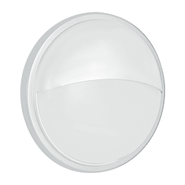 Plafoniera EVER-XLP BCO LED integrato in policarbonato, bianco, 30W 2300LM IP65