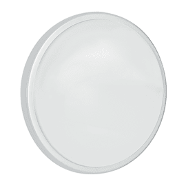 Plafoniera EVER-XL BCO LED integrato in policarbonato, bianco, 30W 2400LM IP65