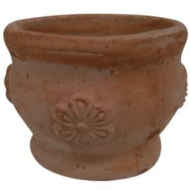Vaso in terracotta Baby Pots L 8 x H 6 cm