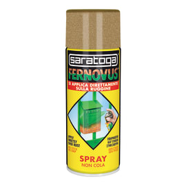 Smalto spray base solvente Fernovus 0.0075 L bronzo