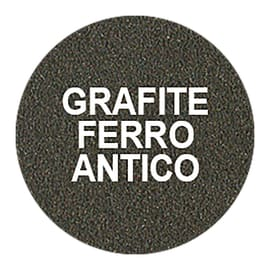 Smalto spray base solvente Fernovus 0.0075 L grafite ferro antico