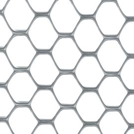 Rete plastica EXAGON, L 5 x H 1 m