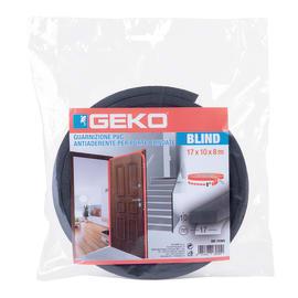 Guarnizione adesivo Geko nero