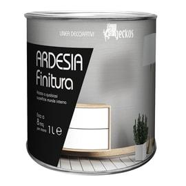 Pittura ad effetto decorativo 1 l grigio chiaro effetto cemento
