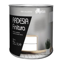 Pittura ad effetto decorativo 1 l grigio scuro effetto cemento