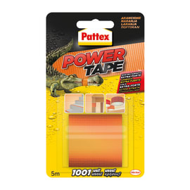 Nastro di riparazione PATTEX Power Tape 50 mm x 5 m rosso