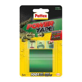 Nastro di riparazione PATTEX Power Tape 50 mm x 5 m verde