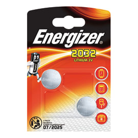 Pila CR2032/DL2032 ENERGIZER 2 batterie